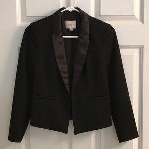 Loft blazer tuxedo style